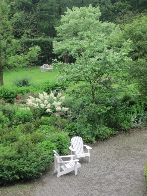 klassieke tuin tuinontwerp Blaricum