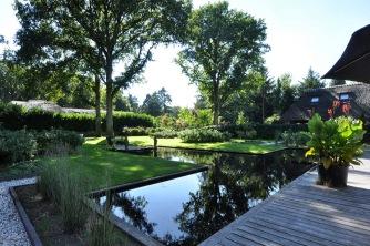 tuinarchitect tuinontwerper Gooi Bussum