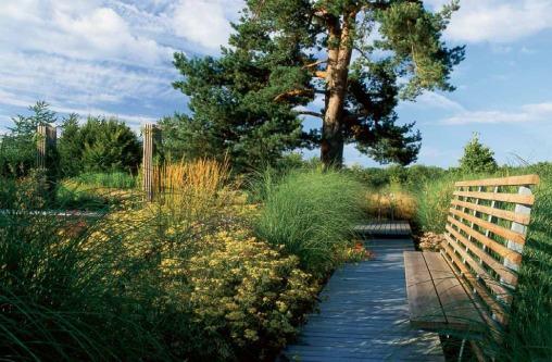 natuurlijke tuin tuinarchitectuur Gooi