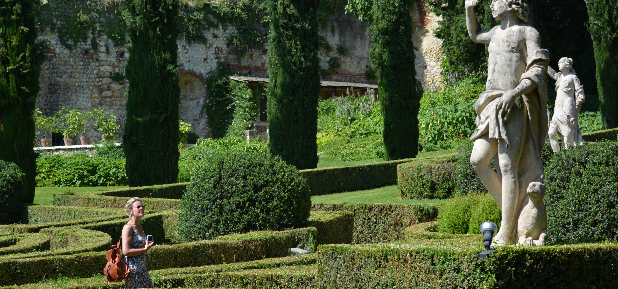 tuinarchitectuur klassieke tuin strakke tuin