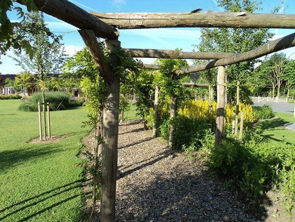 landschappelijke tuin landschap Almere