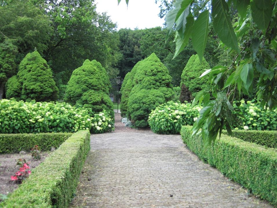 tuinontwerp landgoed klassieke tuin