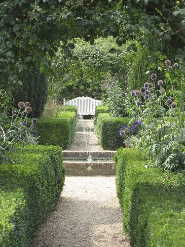 klassieke tuin Gooise tuin
