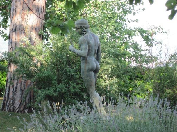 romantische tuin tuinontwerp Naarden