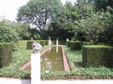 klassieke tuinen tuinontwerp Gooi